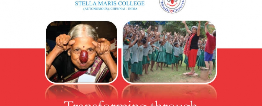 Transforming through MeDi Clowning first time in India -Certificate Course